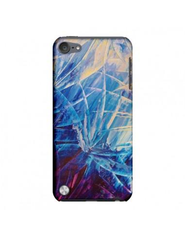 Coque Fleurs Violettes Françaises pour iPod Touch 5 - Ebi Emporium