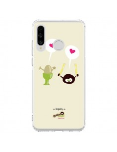 Coque Huawei P30 Lite Oeuf a la Coque iPhone 6 et 6S Bubble Fever - Bubble Fever
