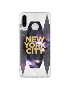 Coque Huawei P30 Lite New York City Orange - Javier Martinez