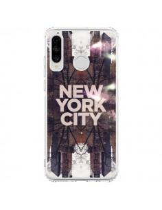 Coque Huawei P30 Lite New York City Parc - Javier Martinez