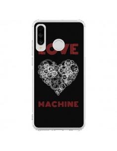 Coque Huawei P30 Lite Love Machine Coeur Amour - Julien Martinez