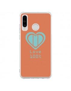 Coque Huawei P30 Lite Love 100% Coeur Amour - Julien Martinez