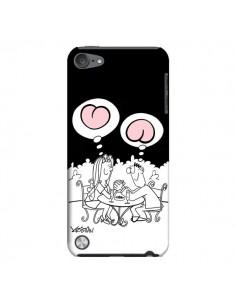 Coque L'amour selon homme et femme pour iPod Touch 5 - Kristian