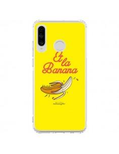 Coque Huawei P30 Lite Et la banana banane - Leellouebrigitte