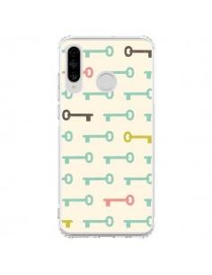 Coque Huawei P30 Lite Clefs Keys - Leandro Pita